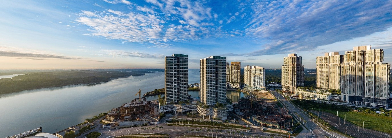 Waterfront Vacation Experience at Southern Marina Residences