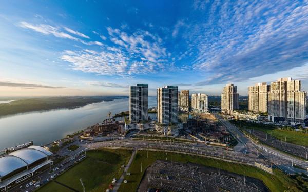 Waterfront Vacation Experience at Southern Marina Residences