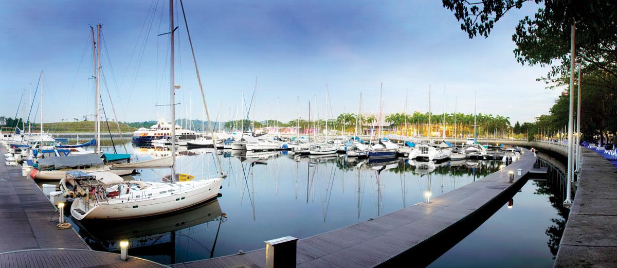 Mega Yacht Marina